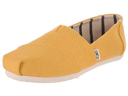 Alpargata Espadrilles yellow Yellow