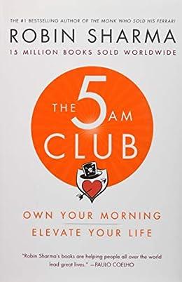 5 AM Club Robin Sharma