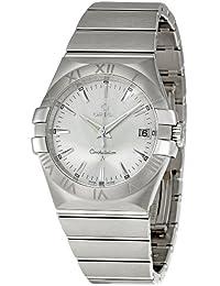 Men's 123.10.35.60.02.001 Constellation 09 Silver Dial Watch