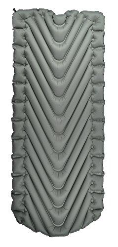 klymit-static-v-luxe-sleeping-pad-grey