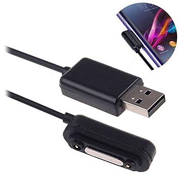USB Cable Magnetico Cargador para Sony Xperia Z1 Z2 Z3 / Z3 ...