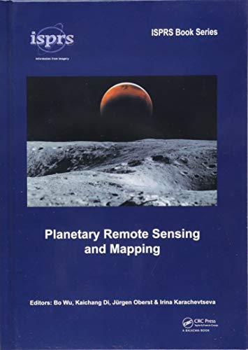 Planetary Remote Sensing and Mapping-cover