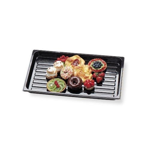 Cambro Manufacturing DT1220CW110 Display Tray Black 12'' x 20'' (1 Each)