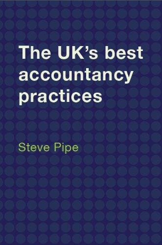 The UK's Best Accounting Practices pdf epub