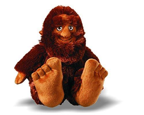"10"" Bigfoot Sasquatch Plush Stuffed Toy"