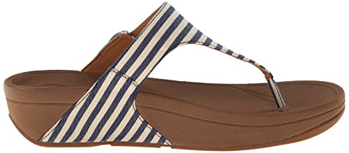 Fitflop The Skinny - Sandalias Mujer Azul (Blue 003)