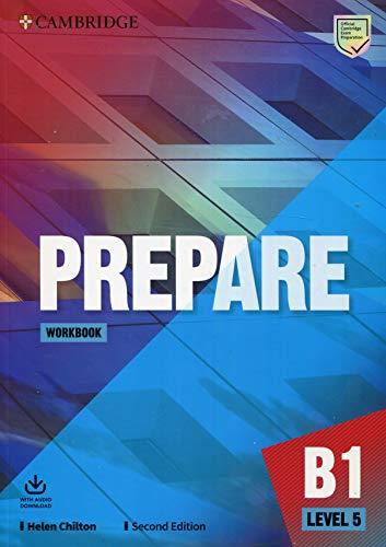 Prepare Level 5 Workbook with Audio Download 2nd Edition (Cambridge English Prepare!) por Helen. Chilton