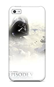 New RTtJGGy3545izeaZ Star Wars Sci Fi People Sci Fi Skin Case Cover Shatterproof Case For ipod touch4