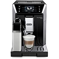 Delonghi ECAM 550.55 Independent. SB Fully Automatic Coffee Machine in Capsules 2L Stainless Steel Cafetiere – Freestanding, Coffee Machine in Capsules, 2 L, Mill Built-in, 1450 W, Stainless Steel)