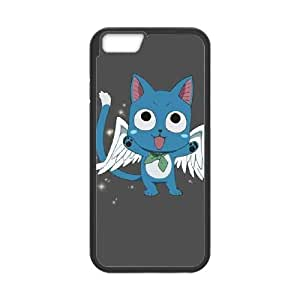 Fairy Tail Happy iPhone 6 4.7 Inch Cell Phone Case Black DIY present pjz003_6344677