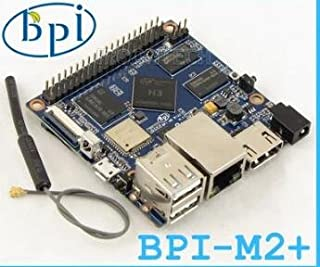 Single Board Computer H3 Quad Core Mini Banana pi BPI-M2 + Plus Development Board Banana PI M2 + Plus (B071Y3S27S) | Amazon price tracker / tracking, Amazon price history charts, Amazon price watches, Amazon price drop alerts