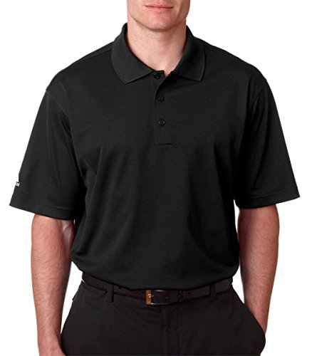 adidas Golf Men's ClimaLite Basic Short-Sleeve Polo L (Adidas Polo Shirt)