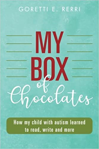 Autism Speaks Reports Double Digit >> My Box Of Chocolates How My Child With Autism Learned To Read