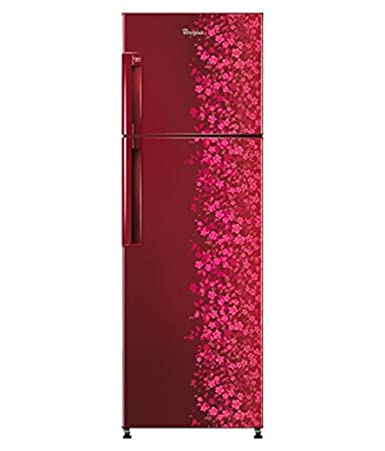 Whirlpool 245 L 2 Star Frost Free Double Door Refrigerator(Neo FR258 Roy 2S, Red)