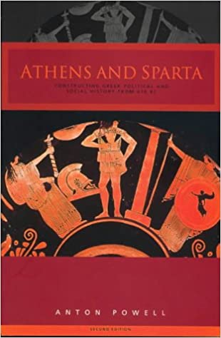What is a good introduction on Athens and Sparta?