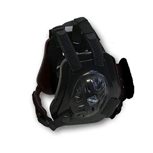 Matman Triforce Ear Guard, One Size, Black