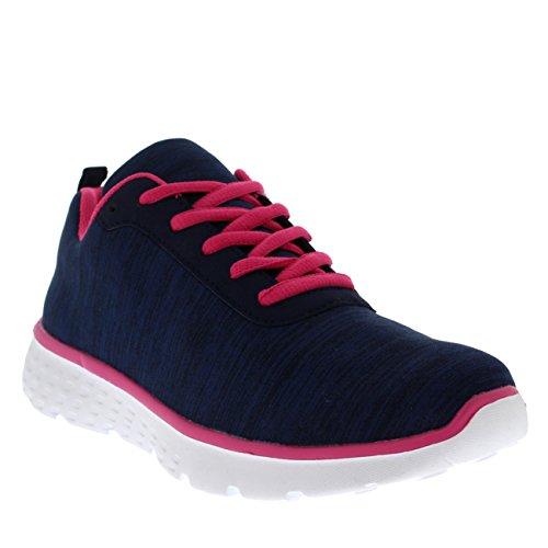 Jersey Caminar Malla rosado Mujer Sport Correr Fit Atlético Entrenadores Armada Get Zapatos Corriendo Go blanco 0xUx6pqw
