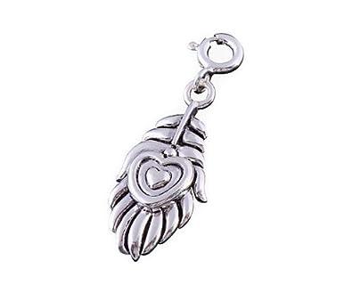 0fe5a73b20fbc Buy fourseven Krishna Devotees Silver Sterling Silver Mor Pankh ...