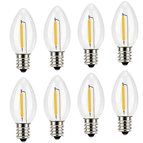 Led Light Bulbs For Christmas Candles in US - 2