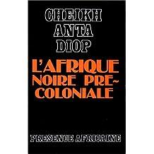 Afrique Noire Precoloniale