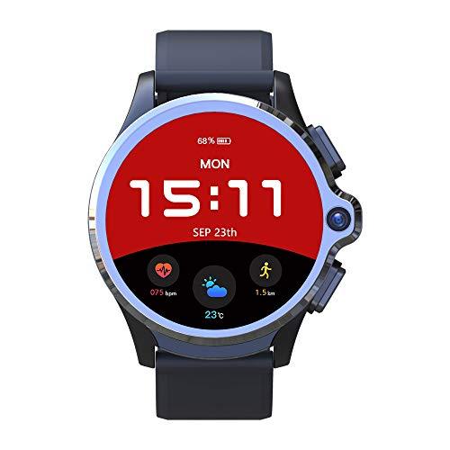 KOSPET Prime 4G Smart Watch Phone 3GB RAM 32GB ROM 1260mAh Battery 1.6 inch IPS Healthcare Smart Watch GPS Nano SIM Card…