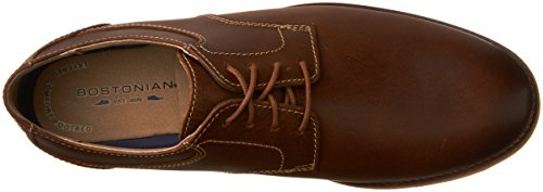 Bostonian Mens Pariden Plain Oxford Tan W Taupe h6e6p
