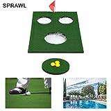 SPRAWL Half Set-Green Turf Single