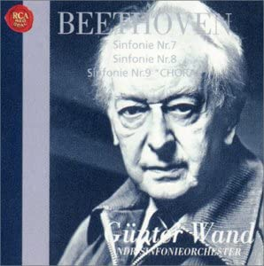ベートーヴェン:交響曲全集III~第7番・第8番・第9番「合唱」