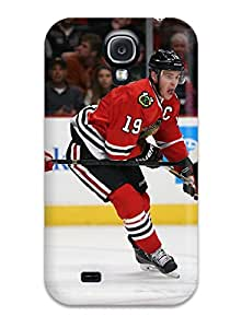 5020424K249367760 chicago blackhawks (120) NHL Sports & Colleges fashionable Samsung Galaxy S4 cases