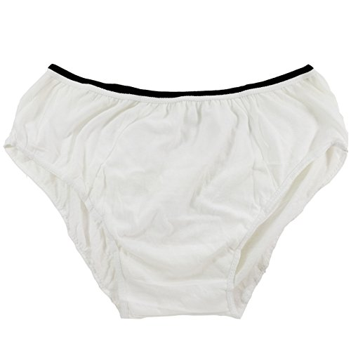 2b27795d4958 Starly Mens Cotton Disposable Underwear Panties Handy Briefs Travel Fitness  White (10pk) - Buy Online in UAE. | Apparel Products in the UAE - See  Prices, ...