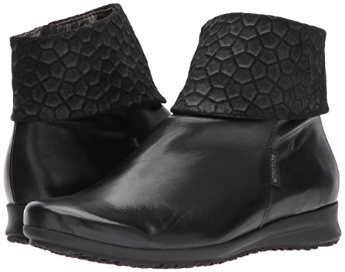 Mephisto Women's Fiducia Ankle Bootie, Black Silk/Cubic, 11 M US by Mephisto (Image #6)
