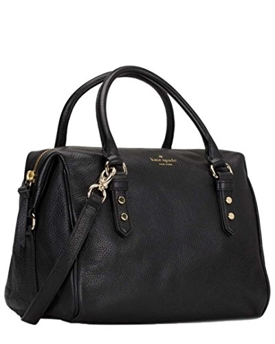 b7913b7bf9 Kate Spade New York Julianne Mulberry Street Pebbled Leather Shoulder Bag  Handbag