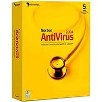 Norton Antivirus 2004 - 5 User