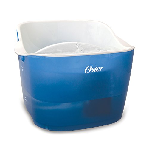 Oster Fresh Sips Less Stress Pet Water Fountain, 60 fl. oz.