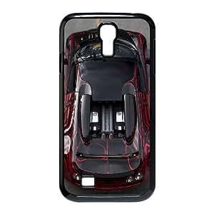 Bugatti Samsung Galaxy S4 90 Cell Phone Case Black present pp001_9614043