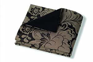 Crypton Super Fabrics Melrose Collection Throver Pet Blanket, Licorice