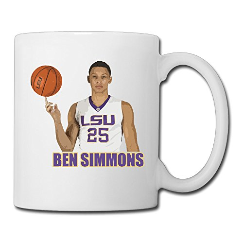 NVVM Personalized #25 NO.25 Basketball Player Coffe Cup 15 Oz For Coffee/tea/espresso/milk/water