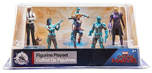 Marvel Captain Figure Set