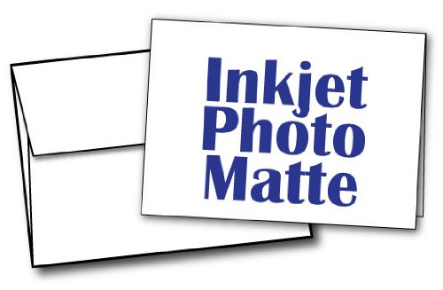 et Photo Matte Card Sets - 40 Cards & Envelopes ()