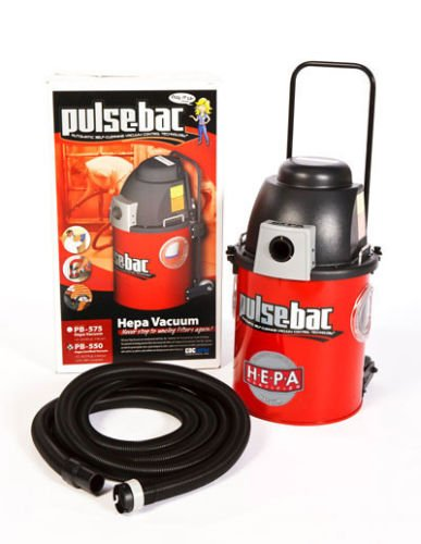 CDCLarue Pulse-Bac Model PB-550 Dust Containment Vacuum | P/N# 103550 (Auto Tool Start) (Dust Containment System)