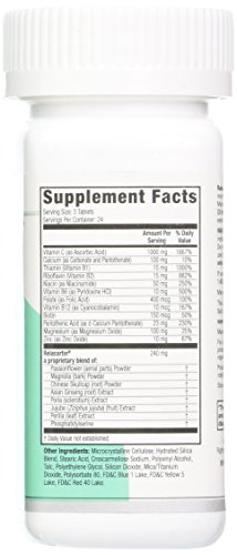 Relacore Maximum Strength Stress Reducer/Mood Elevator Caplets, 72 count (Pack of 1) by Relacore (Image #3)