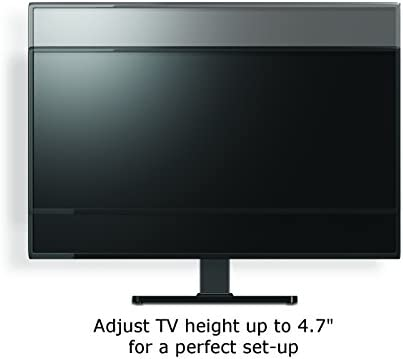 Sanus VTVS1 - Soporte Giratorio Universal para televisores de 32 a 60 Pulgadas, Color Negro: Amazon.es: Electrónica