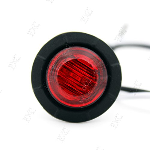 Purishion-10x-34-Round-LED-Clearence-Light-Front-Rear-Side-Marker-Indicators-Light-for-Truck-Car-Bus-Trailer-Van-Caravan-Boat-Taillight-Brake-Stop-Lamp