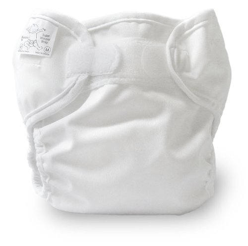 Image: Bummis Super Whisper Wrap | fabrics and components sourced in North America | guaranteed lead, phthalate and BPA free