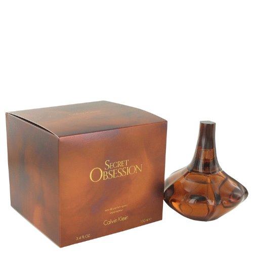 Cålvin Klëin Secrét Obséssion Përfume For Women 3.4 oz Eau De Parfum Spray + Free Shower Gel