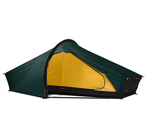 Hilleberg Akto 1 Person Tent Green 1 Person (Storm Solo Lighter)