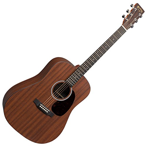 Martin DX2MAE Mahogany Dreadnought Acoustic-Electric Guitar