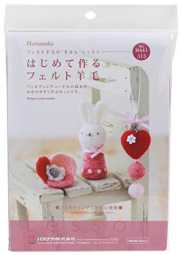Making the First Time Hamanaka, Lessons Kit