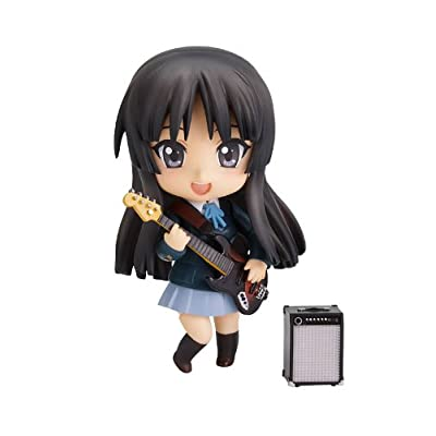 Good Smile K-ON!: Mio Akiyama Nendoroid Action Figure: Toys & Games