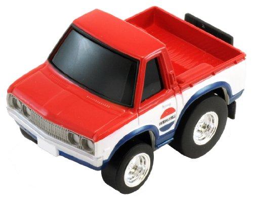 チョロQ zero Z-15d ダットサントラック 日産 サービスカー(レッド×ホワイト×ブルー) 272625